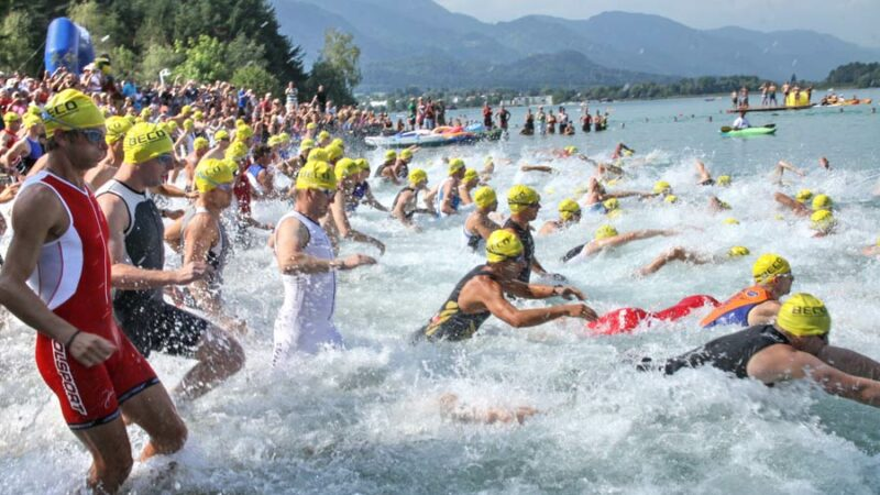 Internationaler Faakersee Triathlon - rennrad-events