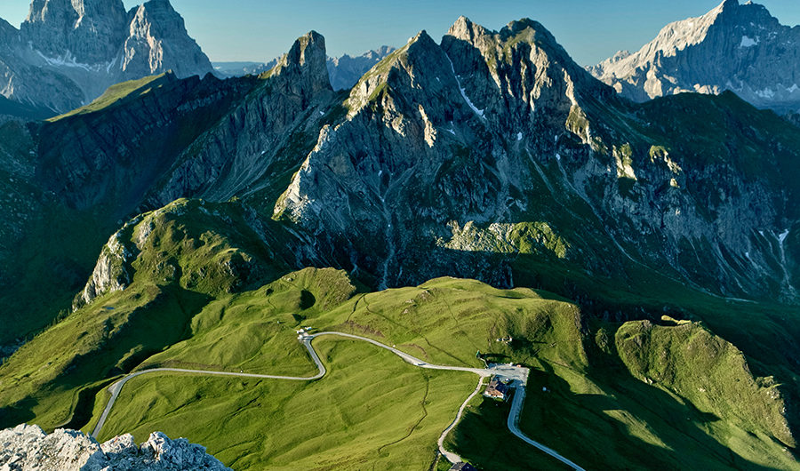 Rennradregion Cortina