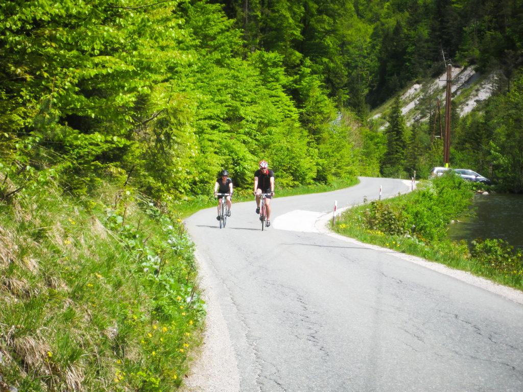 Rennrad Tour Salzburgerland