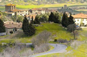 Rennradtouren Toskana