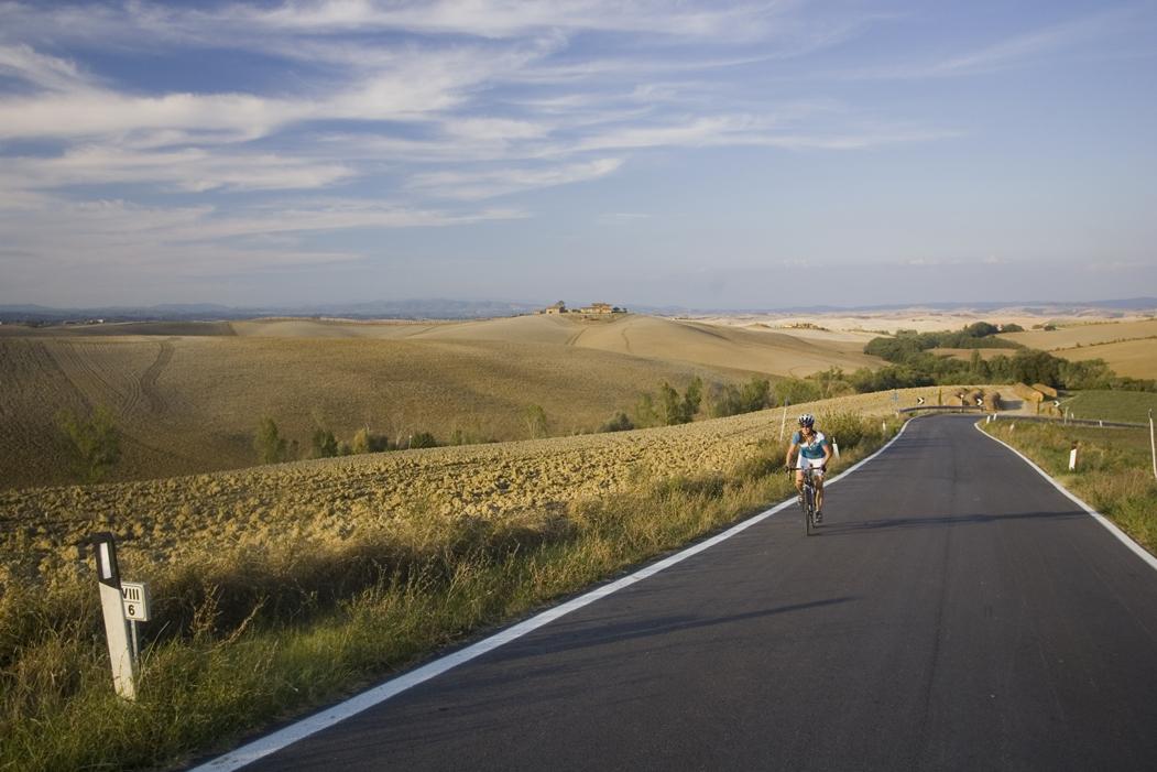 Rennradregion Toskana