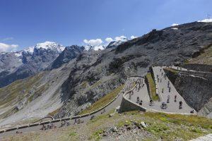 Stilfserjoch Südtirol Italien