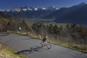 Rennradtour Vinschgau