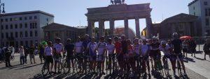 Rennrad Grand Tour Berlin - Venedig