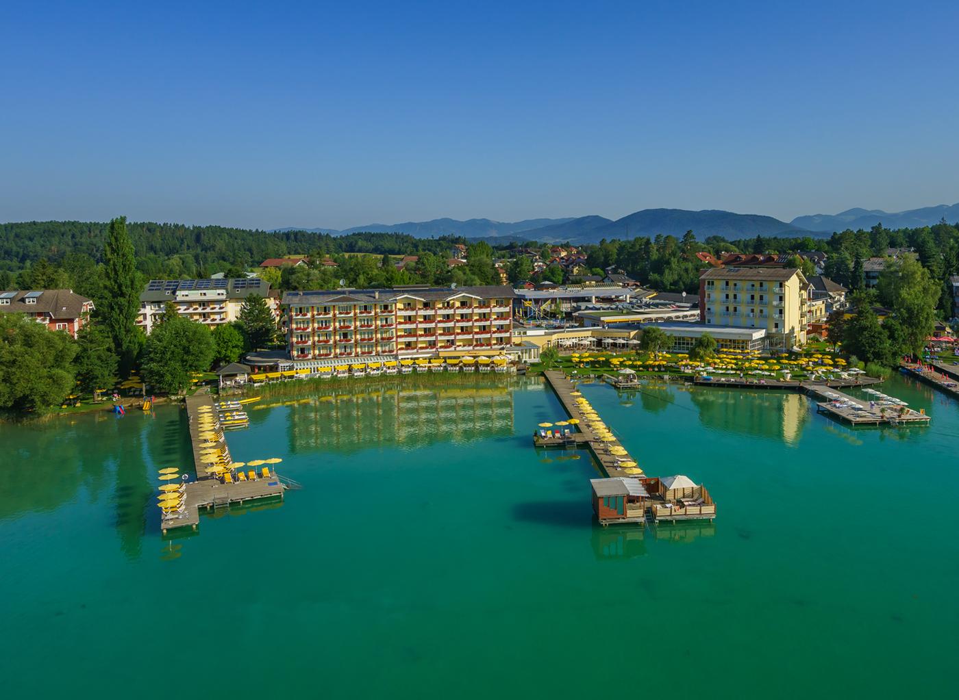 Hotel Sonne Klopeinersee