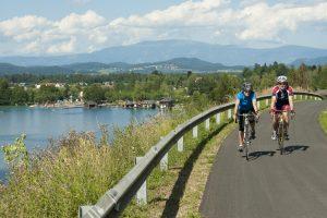 Rennradfahren Klopeinersee