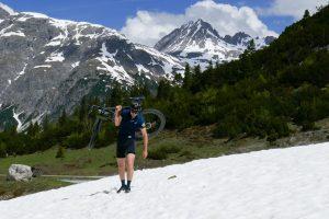 Rennradtour Vorarlberg