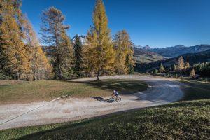 Gravelbiken in Südtirol