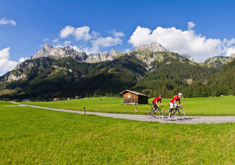 Rennrad Touren in Tirol