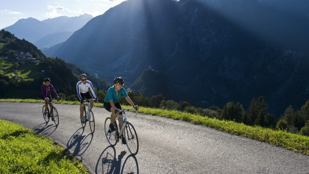 Rennradurlaub Tirol West