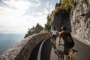 Rennrad Tour an der Südtiroler Weinstraße © Alex Moling