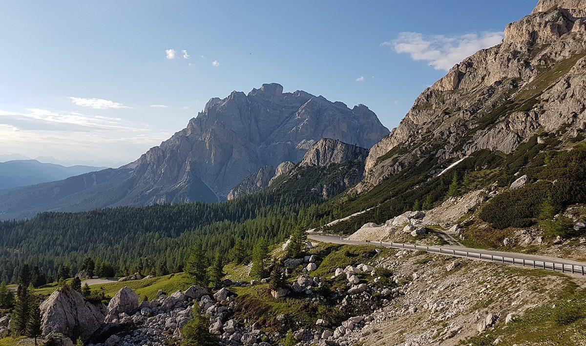 Rennradurlaub in den Dolomiten