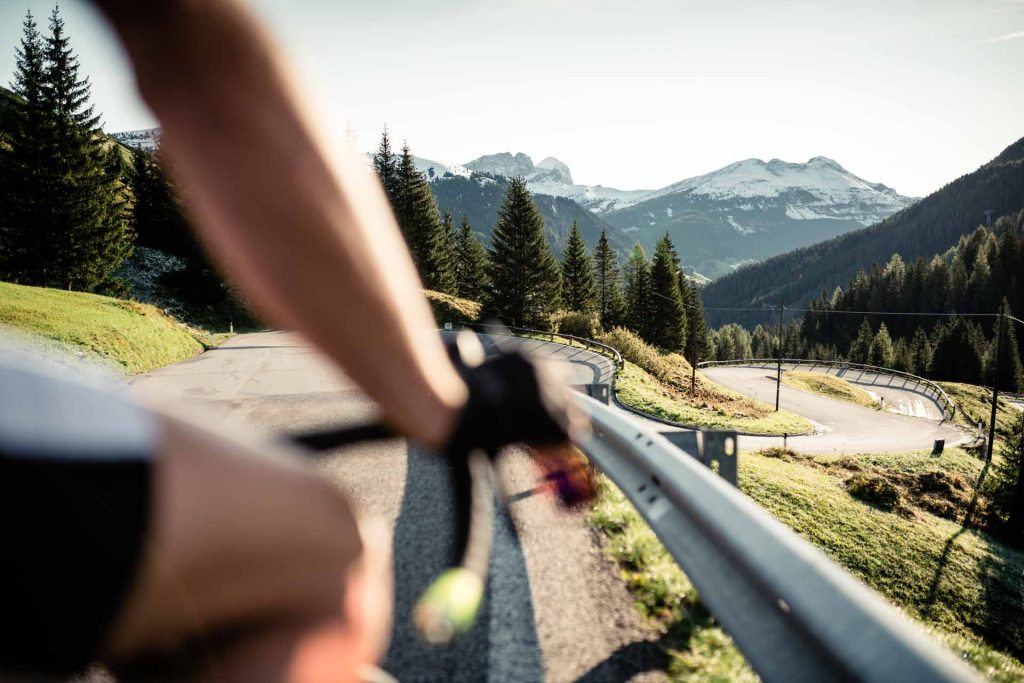 Rennrad Touren im Frühling © Alex Moling