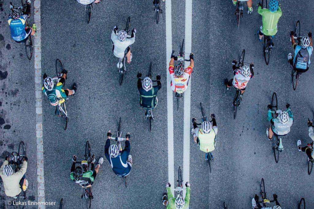 Marathons in den Alpen © Lukas Ennemoser