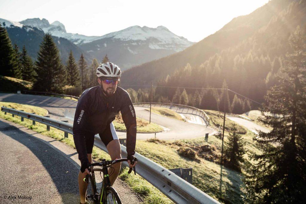 Highlight Touren mit dem Rennrad © Alex Moling