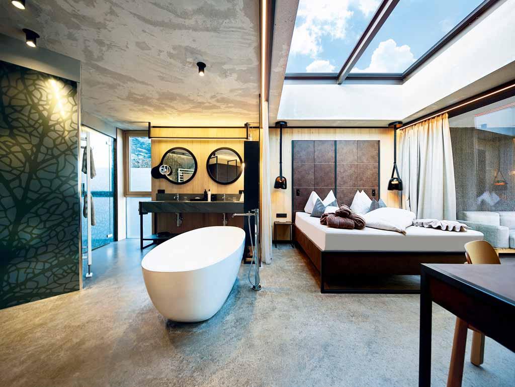 Suite © Lindenhof Naturns