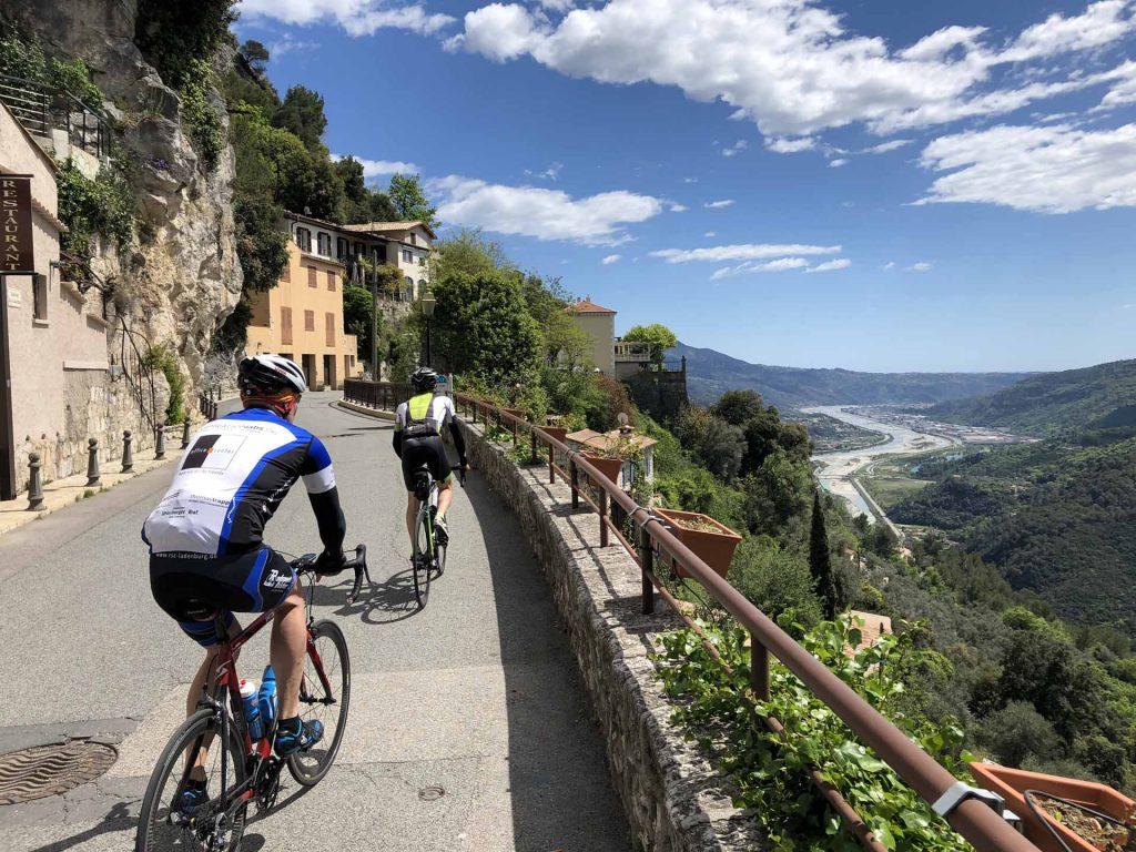 Rennradurlaub an der Cote d'Azur © Cycling Adventures