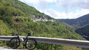 Rennrad fahren in Liguiren (Italien)