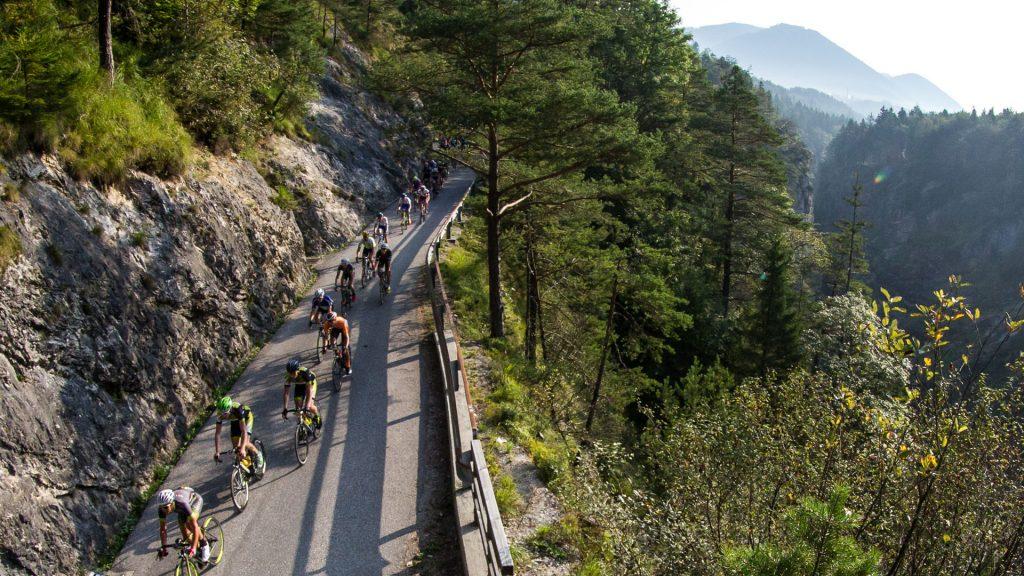 Eddy Merckx Classic Radmarathon in Fuschl am See