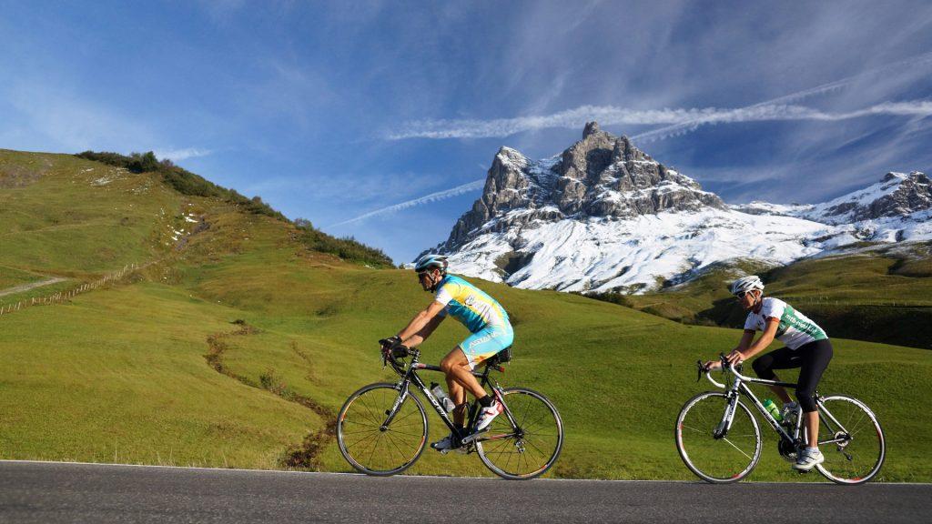 Rennradfahren im Bregenzerwald © Bregenzerwald Tourismus - Ludwig Berchtold