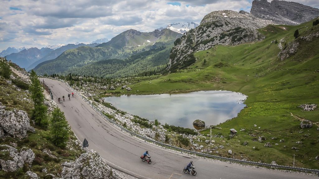 Dolomites Bike Day 2019 © Freddy Planinschek