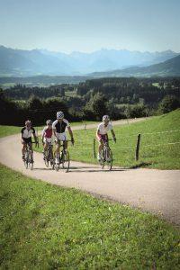Rennrad Tour im Allgäu © Allgäu GmbH