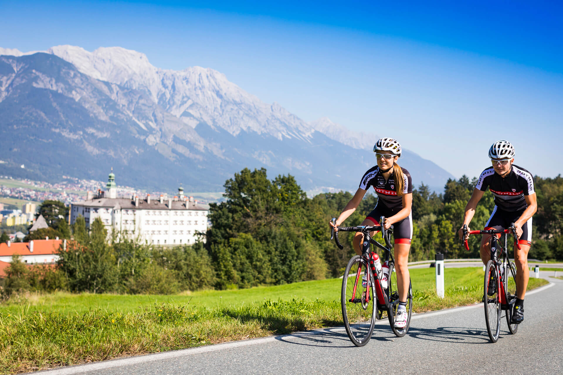 Rennrad Urlaub in Innsbruck © Innsbruck Tourismus - Tommy Bause