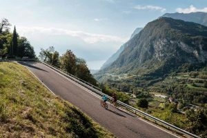 Rennrad Tour am nördlichen Gardasee © Alex Moling