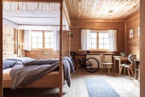 Zimmer im Hotel Gämsle © Raffale F. Lehner