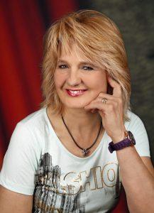 Hotel-Chefin Brigitte Pirker