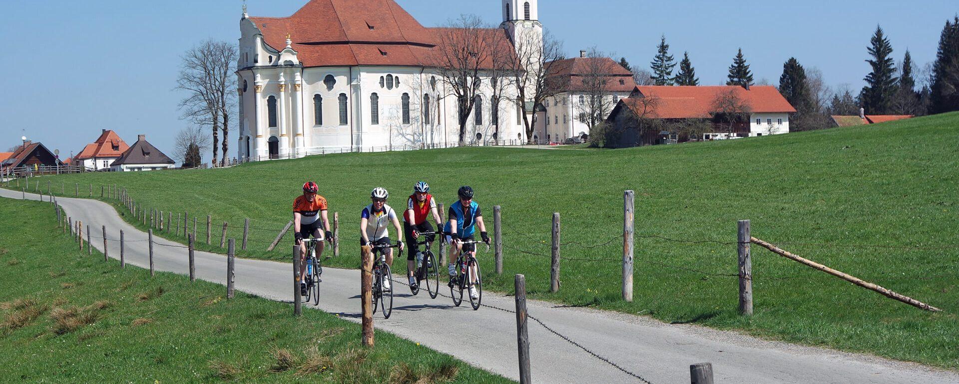 Rennradtouren im Allgäu © Allgäu GmbH