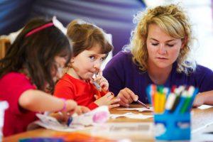 Kinderbetreuung im Bike- und Kinderhotel Maria in Obereggen