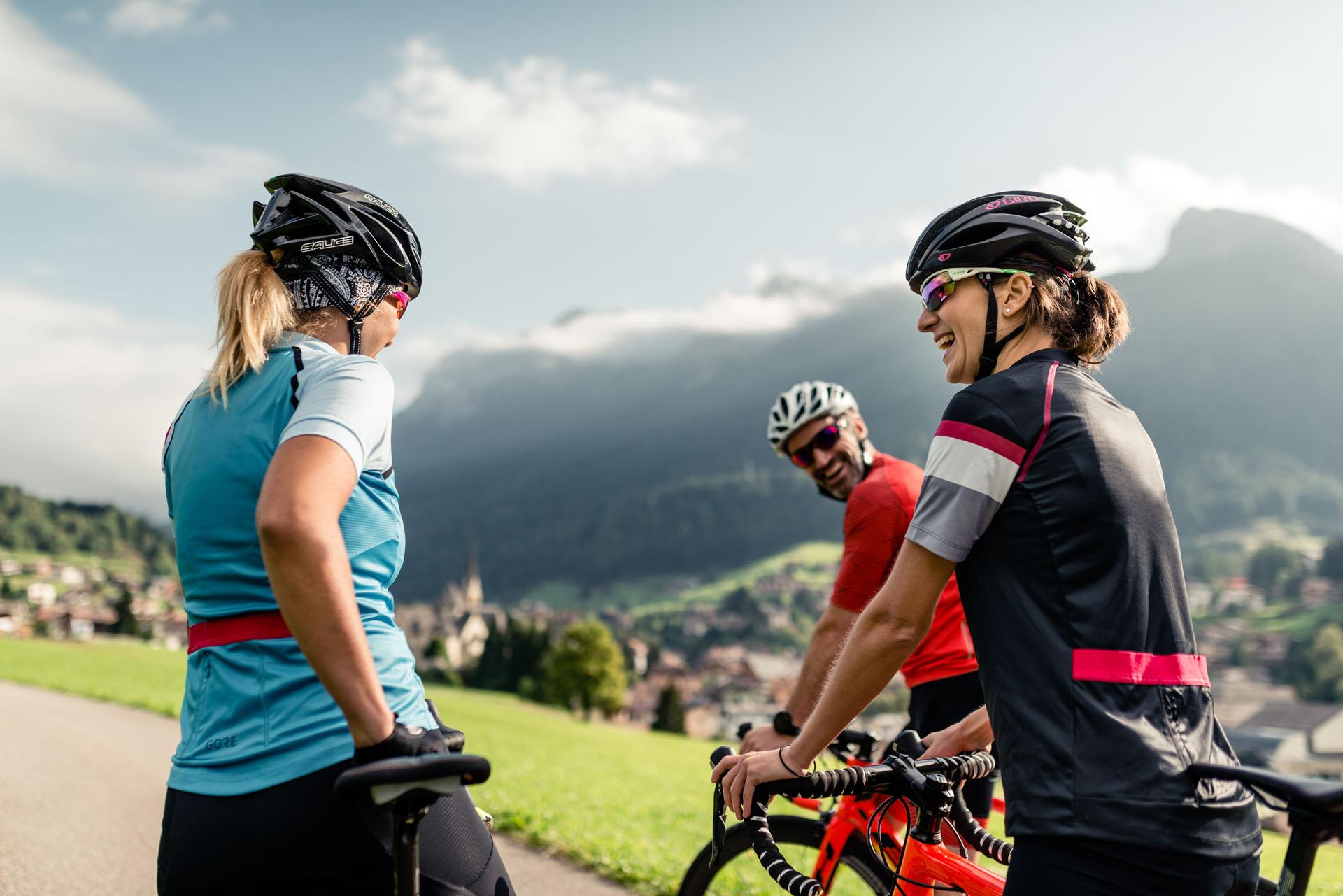 Rennradfahren im Eggental © Alex Moling