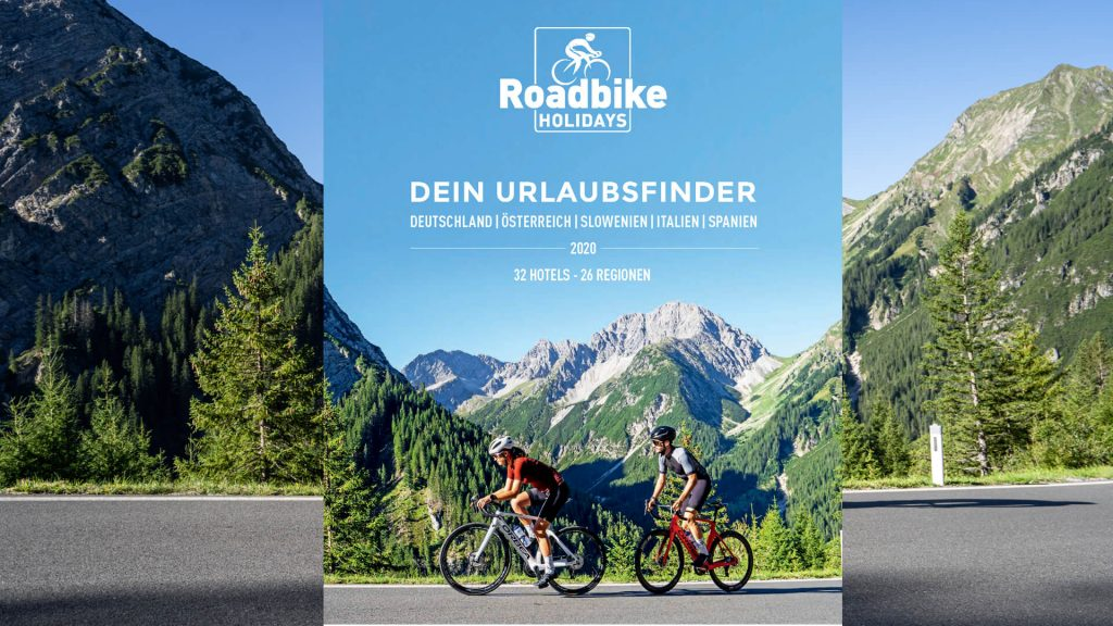 Roadbike Holidays Katalog 2020 - Foto Christina Neubauer