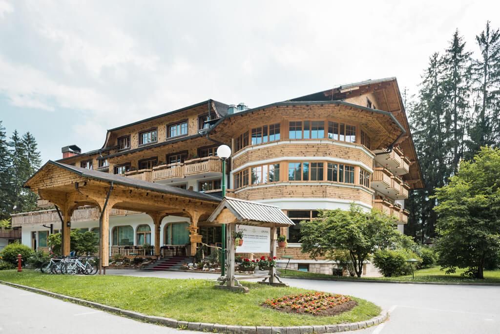 © Hotel Ribno in Bled