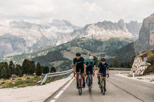 Rennradtraining in Alta Badia