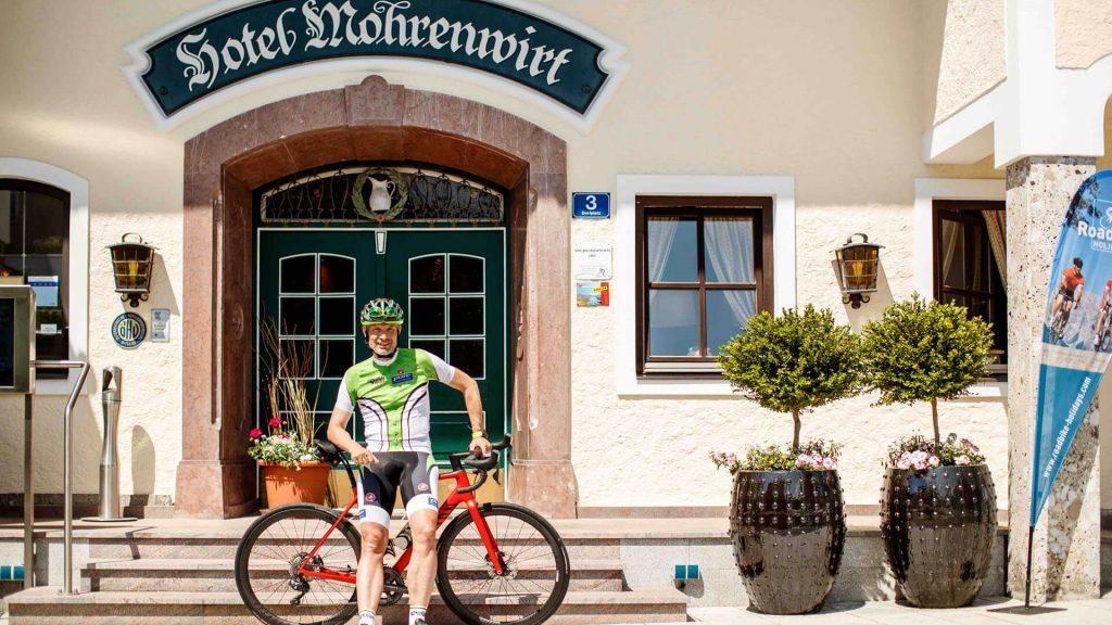 Rennrad & Triathlon Hotel Mohrenwirt © Erwin Haiden