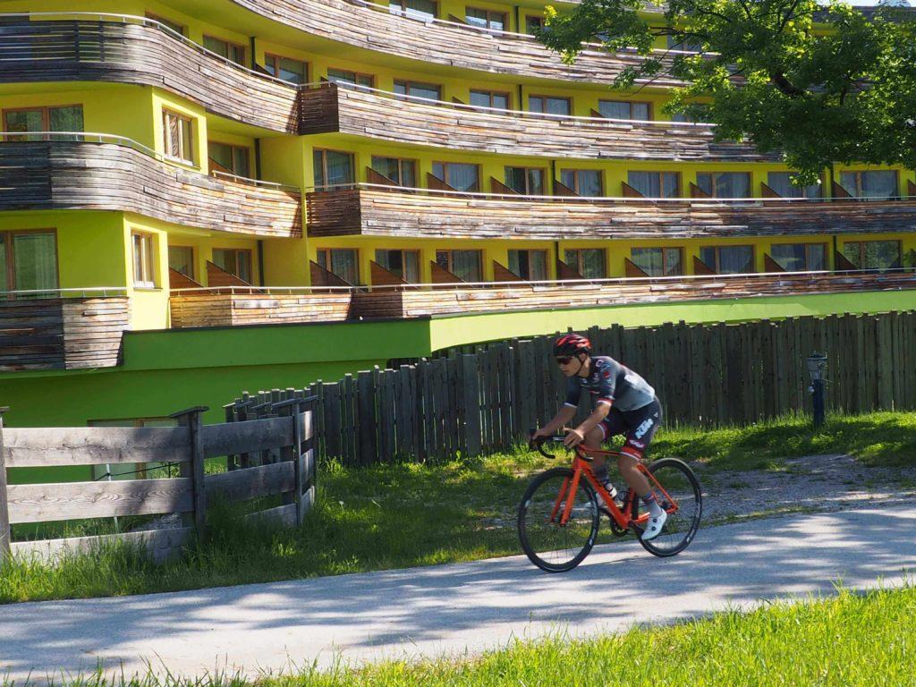 Radfahrer © Das Sieben