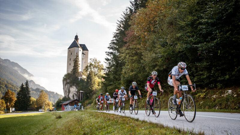 Kufsteinerland Radmarathon 2018 © Erwin Haiden